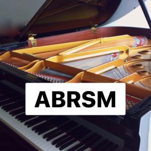 [ABRSM 英国王立音楽検定⑬] オンライン理論グレード 日程