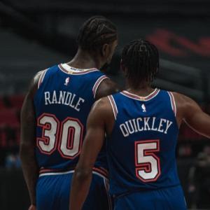 [NBA] ニックス  クイックリーで復活! 2020-21第18戦vsブレイザーズ