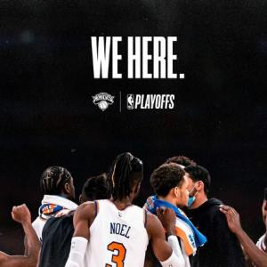 [NBA] ニックス 2020-21 第72戦vsセルティックス〜4位になった!ホームコートでプレイオフが始まる!