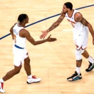 [NBA] ニックス プレイオフ2021 1回戦 第1戦vsホークス〜クイックリーとトッピンが光ってる‼