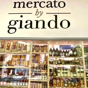 本格イタリア食材店Mercato Gourmet@湾仔フェンウィックピア