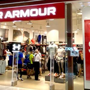 アンダーアーマー最大70%OFF!@シティゲートアウトレット東薈城名店倉
