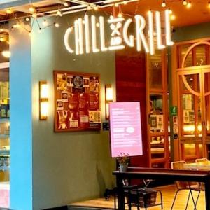 とにかく広い‼ ダイナーみたいなChill and Grill@ケネディタウン