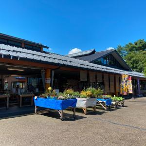 蕎麦とわさびコロッケが美味しい 道の駅「安曇野 松川」長野