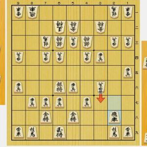 将棋は攻めないと勝てない