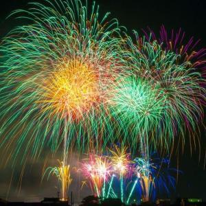 5分間の祭り Fireworks festival for 5 min.