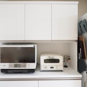 【ニトリの食器棚・リガーレ】使用3ヶ月後レビュー。良いところ&気になるところを本音で語ります‼