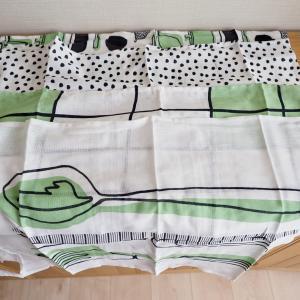 【IKEAの新商品】可愛くて激安なティータオル【RINNIG リンニング】