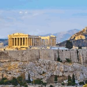 古代ギリシャ哲学は、キリスト教が普及しだして失われていた