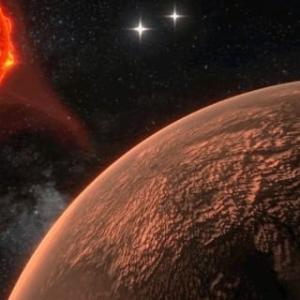 太陽系から近い地球に似た系外惑星