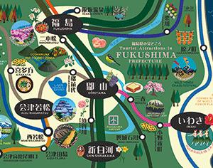 ◆ 路線図ポストカード 新作2点  (福島 埼玉)販売開始 + メイキングエピソード