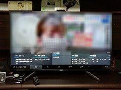 4K LEDテレビ