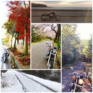 バイク乗りが嫌いな季節ランキング作った