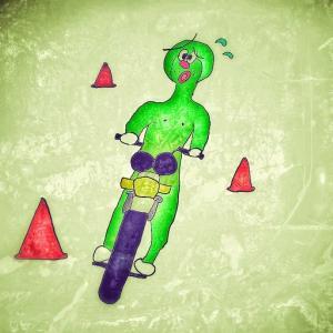 バイクの教習課題は実際のところ何の役に立つのか考えてみた