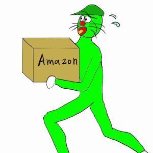 amazonの返品でヤマトに集荷してもらった結果[不良品]