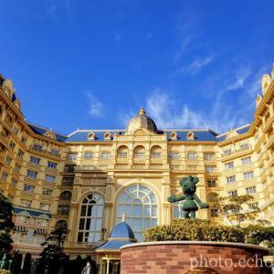 舞浜 東京ディズニーリゾート 東京ディズニーランドホテル エントランス