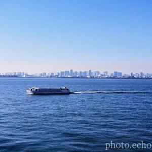 舞浜 舞浜海岸遊歩道 屋形船