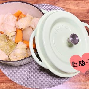 【バーミキュラ】ポトフ風ロールキャベツを作ったらとっても美味しかった!【時短レシピ】