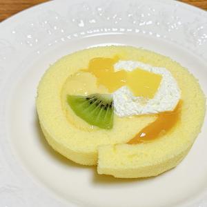 【ファミマ】フルーツたっぷり♡キハチ監修の夏のフルーツロールマンゴートライフルが美味しい【新商品】