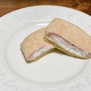 【セブン】苺×レアチーズの最高の組み合わせ♡もっちりクレープ苺のダブルレアチーズ【新商品】