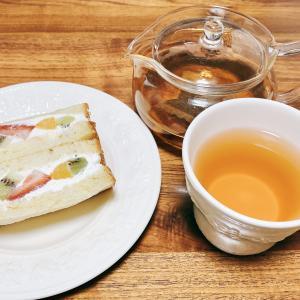 【LE BIHAN(ルビアン)】フランスパンの人気店LE BIHANのデニッシュフルーツサンドを食べてみた!バターの香りがたまらない!【横浜ルミネ】