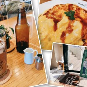 【café vivement dimanche】鎌倉カフェといえば「カフェヴィヴモンディモンシュ」!ふわふわオムライスと絶品コーヒーを堪能【鎌倉】