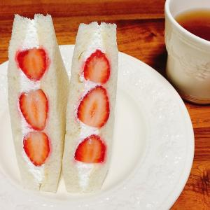 【セブン】コンビニのフルーツサンドとは思えないクオリティ!「こだわりクリームのいちごサンド」【食レポ】