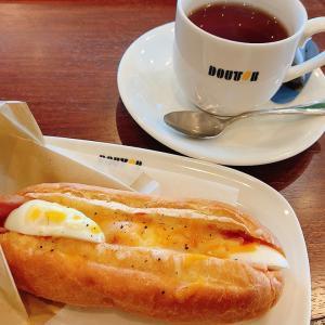 【ドトール】モーニングセットが大幅リニューアル!全粒粉入りパンを使用で栄養価と食べ応えUP!【新商品】