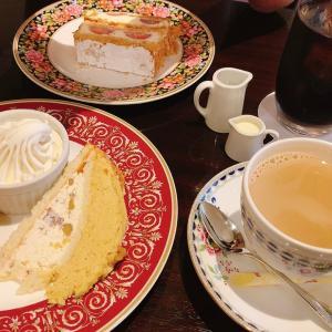 【カフェラミル】ハーフ&ハーフのケーキセットで贅沢ティータイムを満喫【横浜元町】