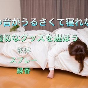 【対策】蚊の音がうるさくて寝れない夜に。駆除するとっておきグッズを紹介!