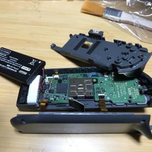 任天堂 Switch ジョイコンを素人が修理できるのかチャレンジした