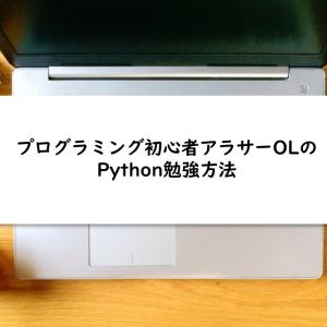 プログラミング初心者OLがpythonを勉強してKaggleへ参加するまでに行った勉強方法(2)