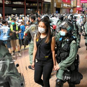 国家安全維持法、香港の外でも外国人でも適用 ICPO通じ「容疑者」の引き渡しを要求か 俺ら終了へ