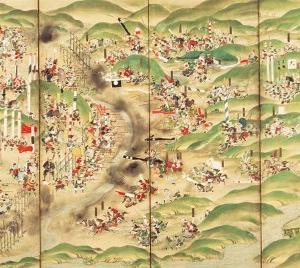 長篠の戦いで無課金野郎が発見される。
