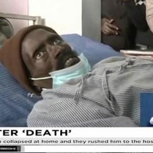 死んだと思った人が遺体安置所で目を覚ます! ホルマリンを入れるために足を切ったら痛みで飛び起きる