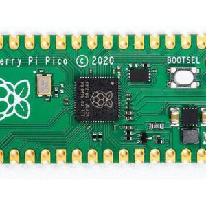 【ラズパイ】550円で買える消しゴムサイズのRaspberry Pi Pico登場!!