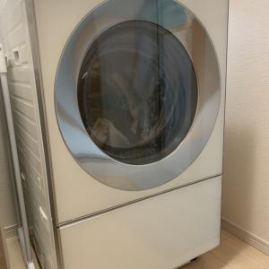 パナソニック 35万円ドラム式洗濯機が大ヒット