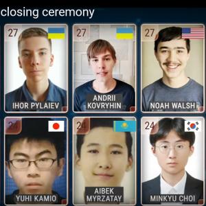 国際数学オリンピック2021ロシア大会 日本代表6人全員メダル獲得も報道一切なし  [156193805]