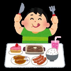 スーパー食いしん坊 VS 伝家の宝刀