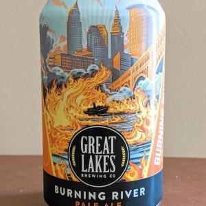 【ビール】GREAT LAKES BREWING CO - BURNING RIVER PALE ALE