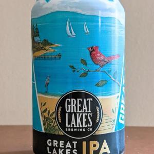 【ビール】GREAT LAKES BREWING CO - GREAT LAKES IPA