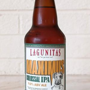 【ビール】LAGUNITAS BREWING CO - MAXIMUS COROSSAL IPA