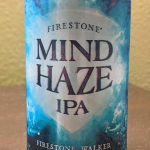 【ビール】FIRESTONE WALKER BREWING CO. - MIND HAZE IPA