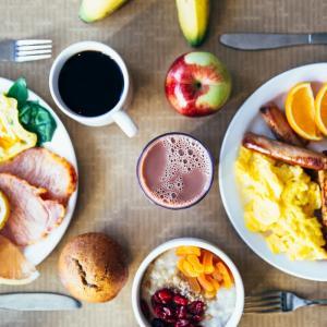 朝ごはんを食べないのは自ら毎日のご褒美をなくしている【朝ごはんは嬉しい】