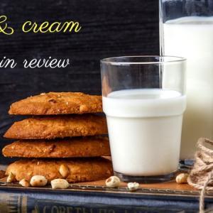 マイプロテインクッキーとクリーム味のレビュー