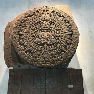 メキシコシティの国立人類学博物館に行ってみた