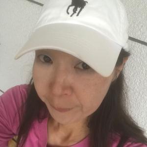 ジョギング中〜タタタッ!!≡≡≡ヘ(*-ω-)ノ。