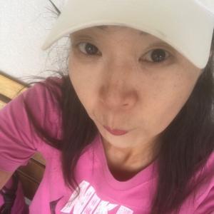 ジョギング中〜 -=≡Σ(((⊃゚∀゚)つアヒャーリ