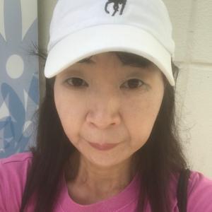 ジョギング中 三( ゚∀゚)フ