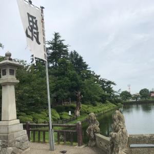 ジョギング中〜 三( ゚∀゚)フ